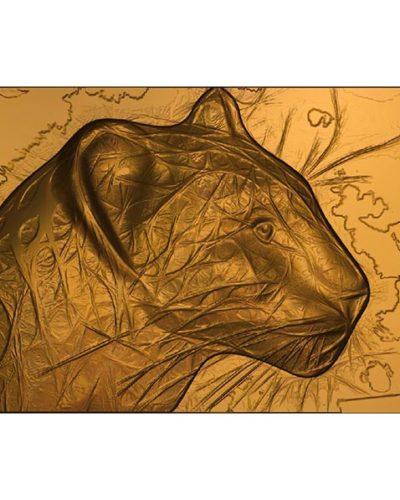 3d leopar