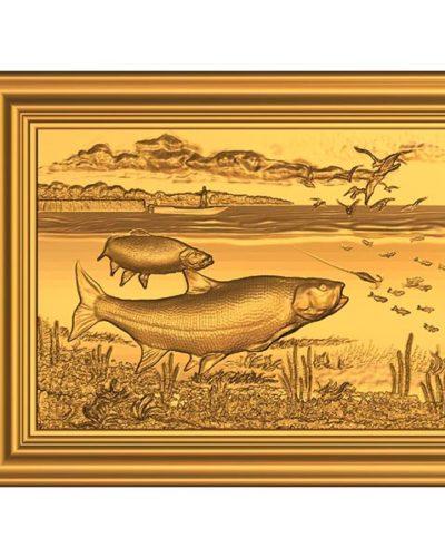 3d balıkçılık tablosu