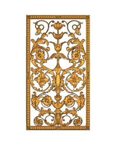 dekoratif duvar ve tavan desenleri