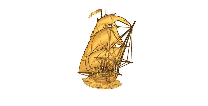 cnc yelkenli gemi çizimi