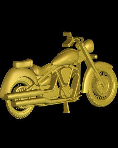 Motorlu Araç Rölyef Modelleri