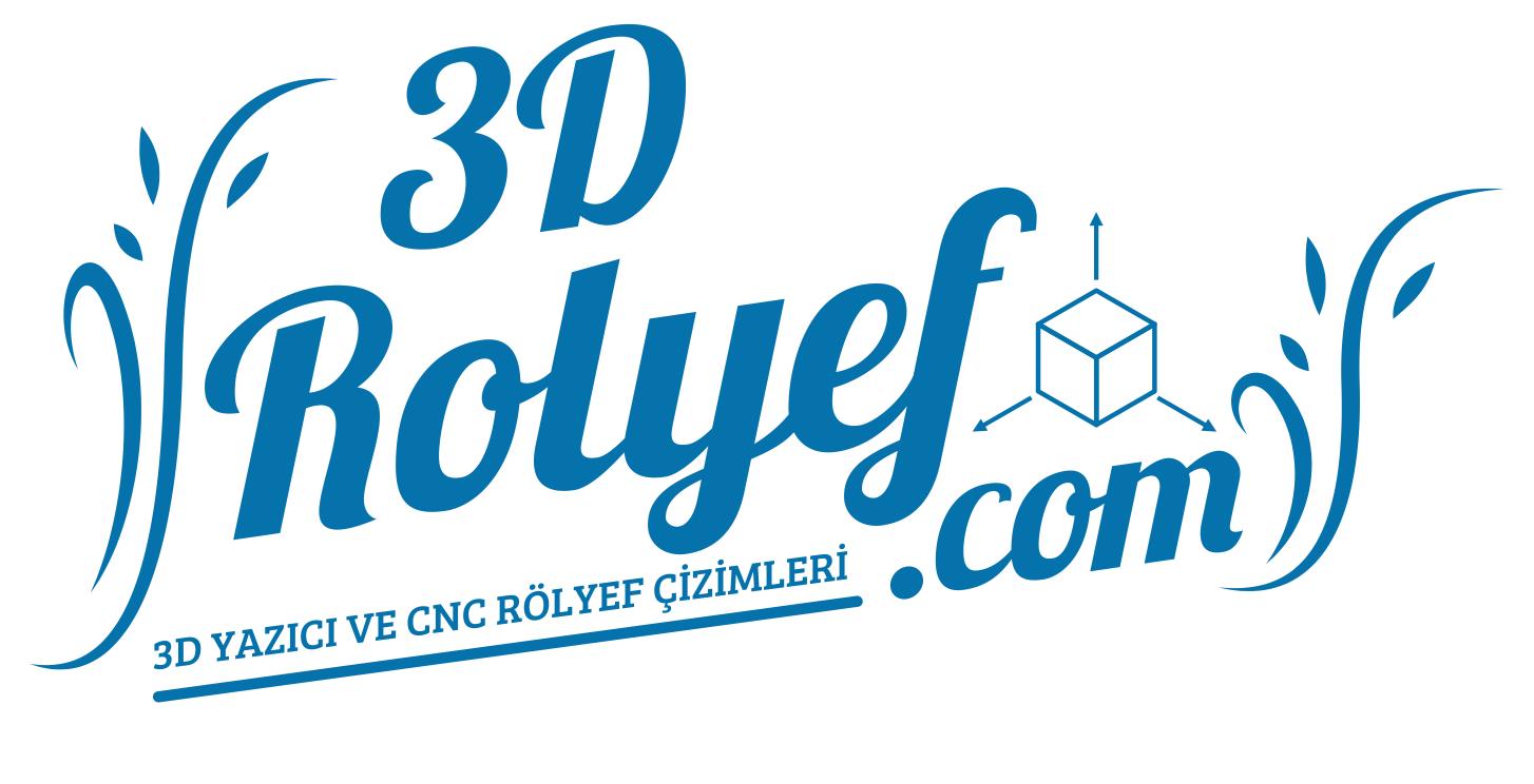 Cnc router ve 3D yazıcı için hazır çizimler