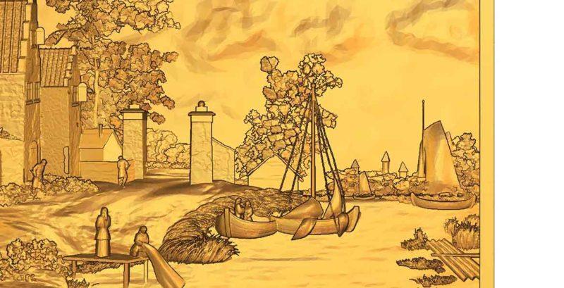cnc sahil çizimi