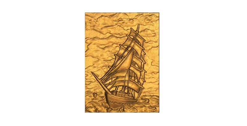 3d Yelkenli Gemi